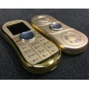 Fidget Spinner Phone FSP10 Gold